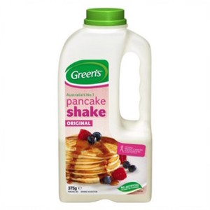 그린스팬케익 200g 오리지널 Greens Pancake Mix Original Shake 200g