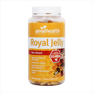 굿헬스 로얄제리 1000mg 10HAD 365캡슐 GOOD HEALTHRoyal Jelly 1000mg 365 Capsules