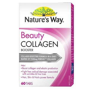 네이쳐스웨이 뷰티 콜라겐 60 Tablets Nature's Way Beauty Collagen 60 Tablets