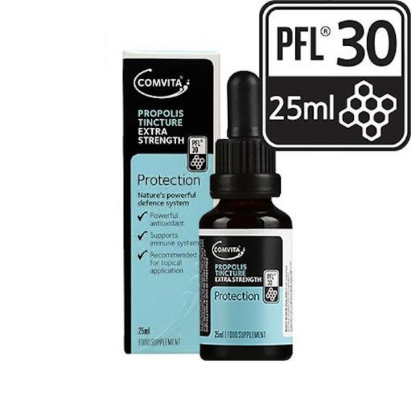 [COMVITA]PROPOLIS TINCTURE EXTRA STRENGTH 529MG/ML