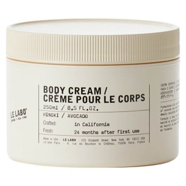 Le Labo Body Cream