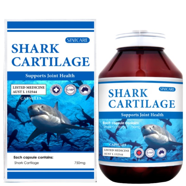 시니케어 상어연골 750mg 365정 SINI CARE SHARK CARTILAGE 750ML 365C