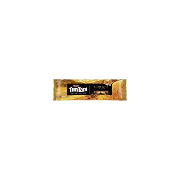 Tim Tam Manuka Honey & Cream Crafted Biscuits 160g