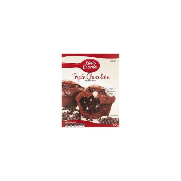 Triple Chocolate Muffin Mix 500g