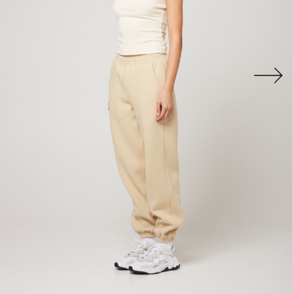 THE TRACK PANT - OATMEAL S
