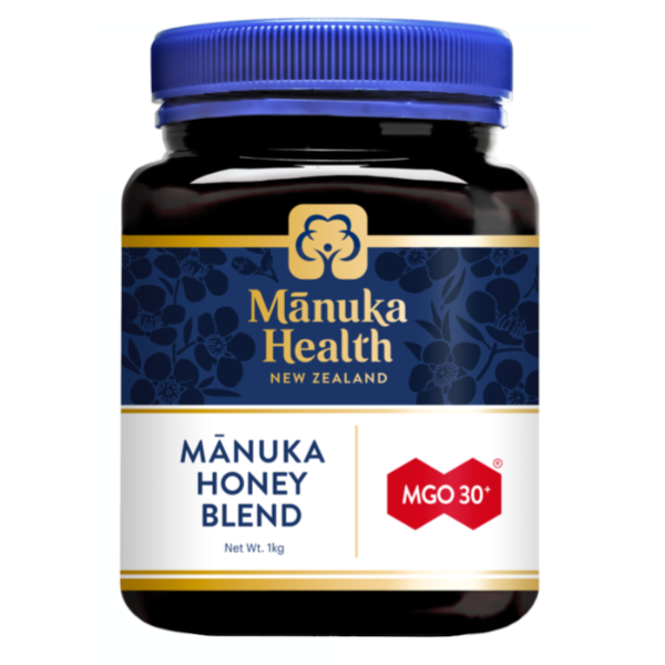 마누카헬스 마누카꿀 블랜드 MGO 30+ 1Kg, Manuka Health MGO 30+ Manuka Honey Blend 1Kg