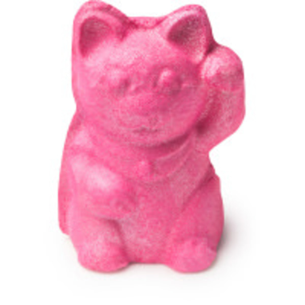 러쉬 LUSH Lucky Cat Bath Bomb Each
