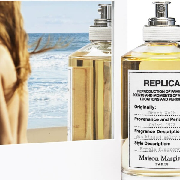 메종 마지엘라 비치 워크 EDT, MAISON MARGIELA Beach Walk EDT V-031309