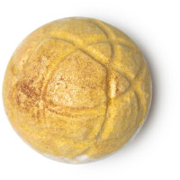 러쉬 터메릭 라떼 바쓰 봄 이치 SKU-70000741, Lush Turmeric Latte Bath Bomb Each SKU-70000741
