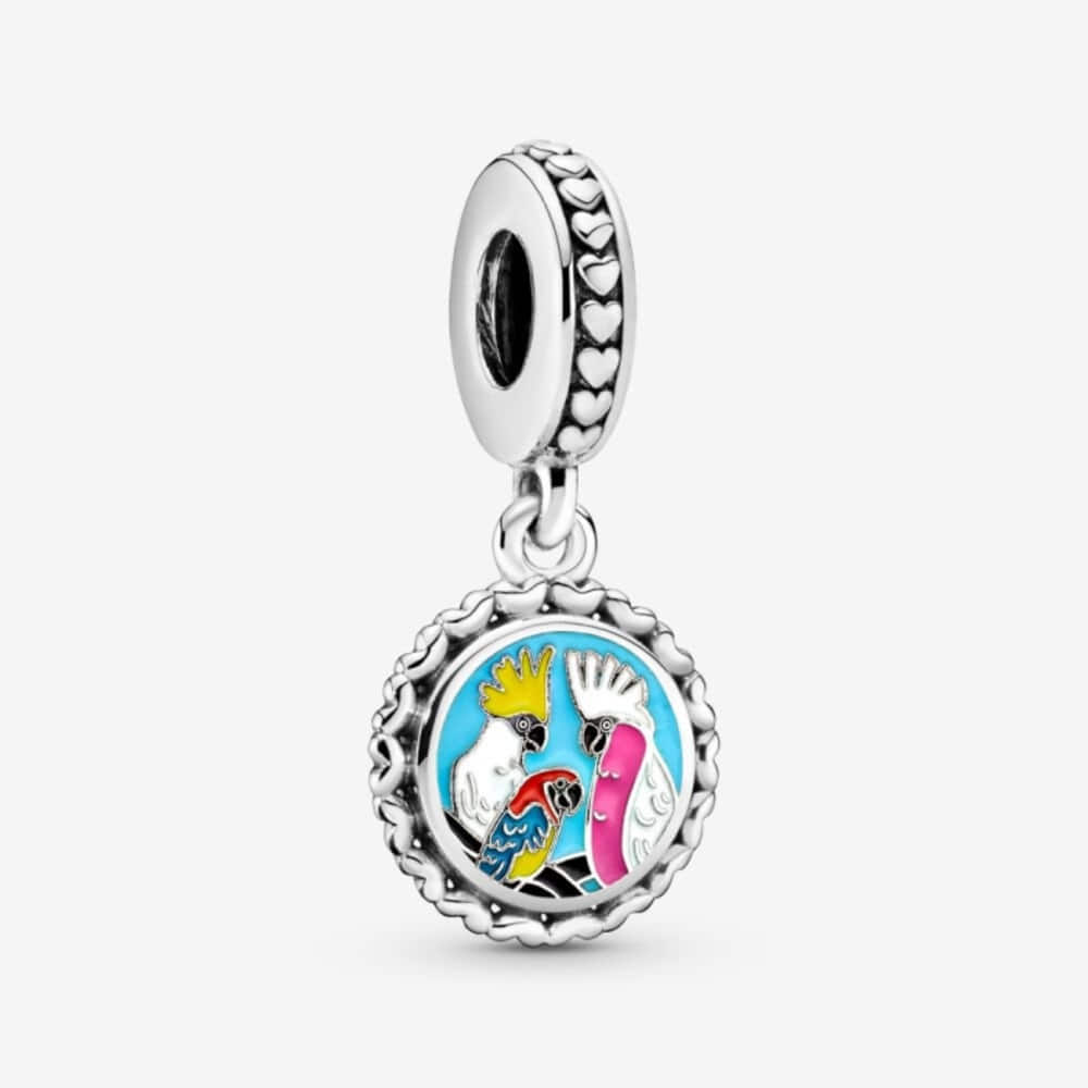 Birds of Australia Hanging Charm 792018C00_E028